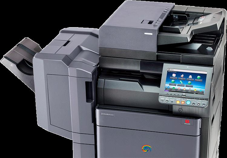 Alquiler de impresoras y fotocopiadras en Sevilla