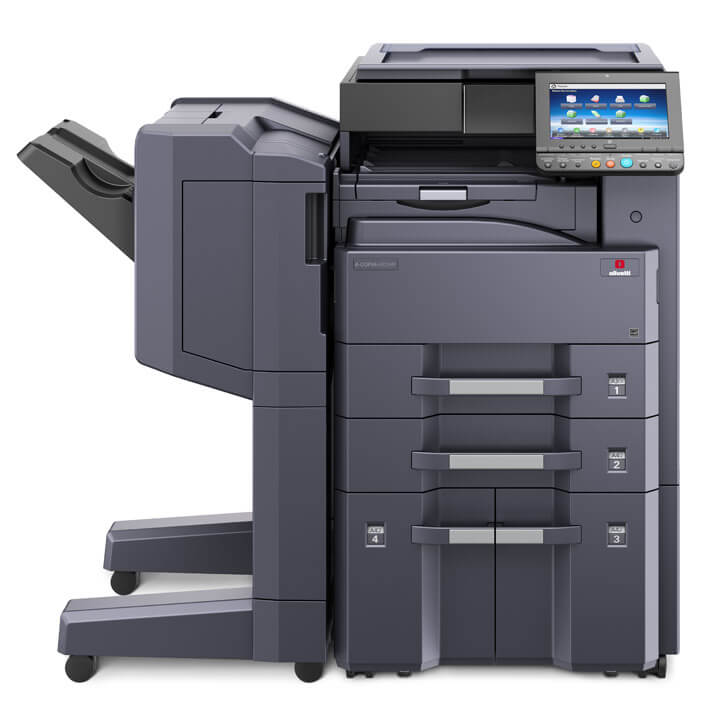 Impresora multifunción D-Copia 3201MF