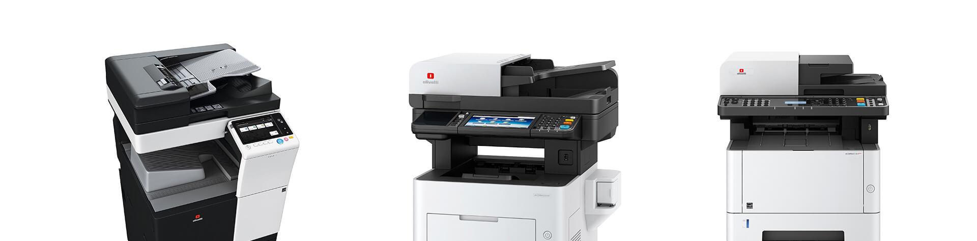 Renting de impresoras multifunción en Sevilla